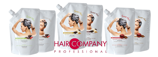 Новинки Sweet Hair от Hair Company. апрель 2011
