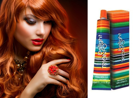 крем-краска для волос Constant Delight Trionfo
