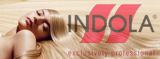 Indola - профессиональная косметика для волос