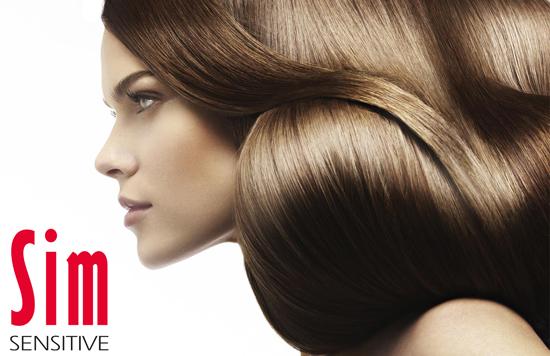 Sim Sensitive профессиональная лечебная косметика для волос