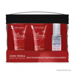 Дорожный набор Восстановление	John Frieda full repair