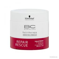 Маска спасительное восстановление Schwarzkopf BC repair rescue treatment